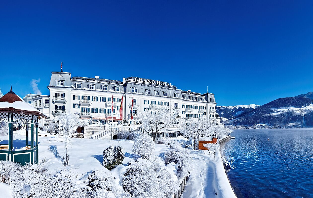 The grand hotel zell am see for Grand hotel